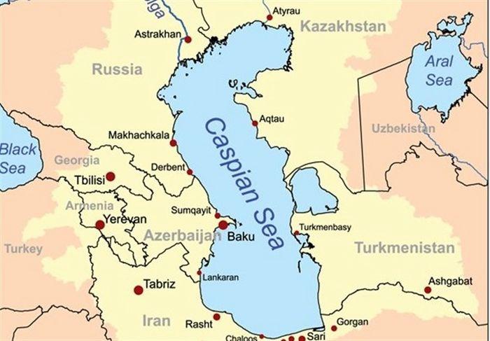 رزمایش روسیه با حضور 7 کشور در دریای خزر