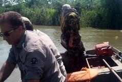 67 رشته دام در رودخانه کیارود جمع آوری شد