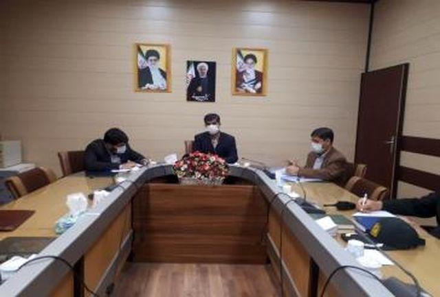 جلسه ثبت وقایع حیاتی در فرمانداری ورامین برگزار شد
