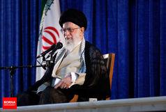 خطبههای نماز جمعه تهران به امامت رهبر انقلاب آغاز شد