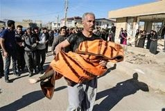 620 تن شمار کشتهشدگان زلزله در کرمانشاه