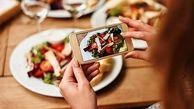 طلاق دادن زن به خاطر عکس انداختن از غذا!