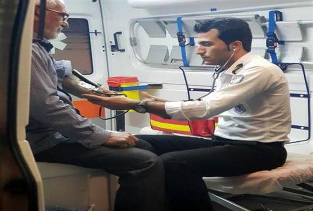 خدمات رسانی به زائرین اربعین حسینی همچنان ادامه دارد