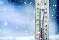 سربیشه ، سردترین شهرستان کشور در شب گذشته