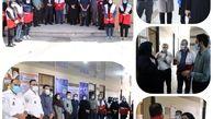 پنجمین مرکز تجمیعی واکسیناسیون خرمشهر افتتاح شد
