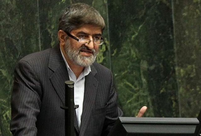 علی مطهری: وزیر کشور مقصر نیست