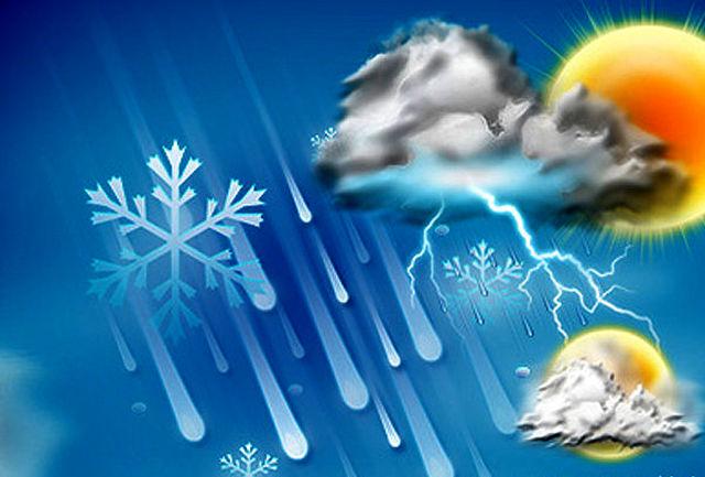 جمعه و یکشنبه آتی بارانی است/وقوع بارش های قابل توجه در استان های بالا دست خوزستان
