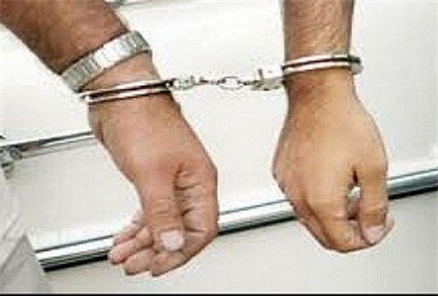 سارق حرفهای قطعات خودرو در کرمانشاه دستگیر شد