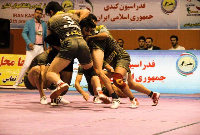 راهاندازی کبدی محلات در مشهد
