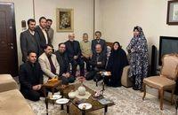 محمدرضا عارف درگذشت حاج رضا نوراللهی را تسلیت گفت