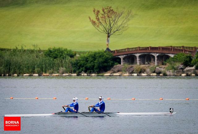 اردوی تیم ملی روئینگ برای انتخابی المپیک برگزار میشود
