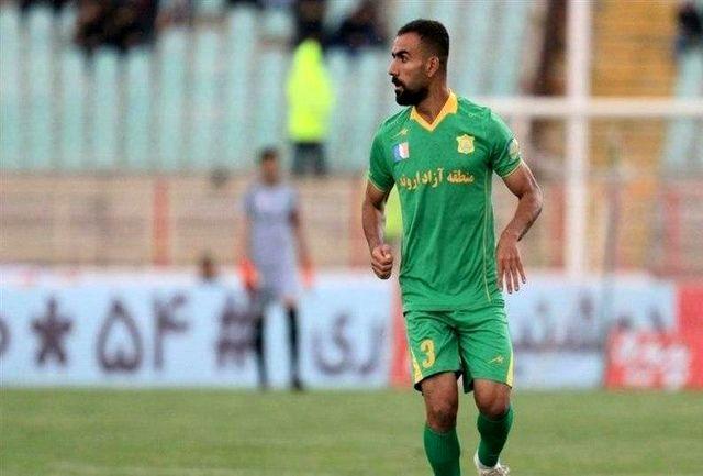 فوتبالیست کردستانی به تیم الکویت کویت پیوست