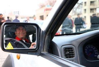 افتتاحیه مسابقات رالی برون مرزی حرم تا حرم