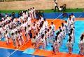 ۲۲۰ کاراتهکا سبک شوتوکان کشور در شاهرود رقابت کردند