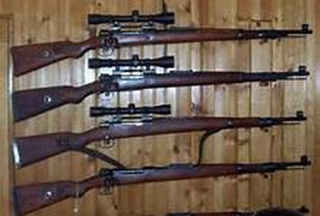 35 شکارچی در آذربایجانشرقی تفنگ خود را غلاف کردند