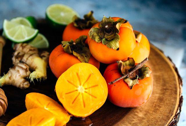 خواص میوه های پاییزی/ خرمالو