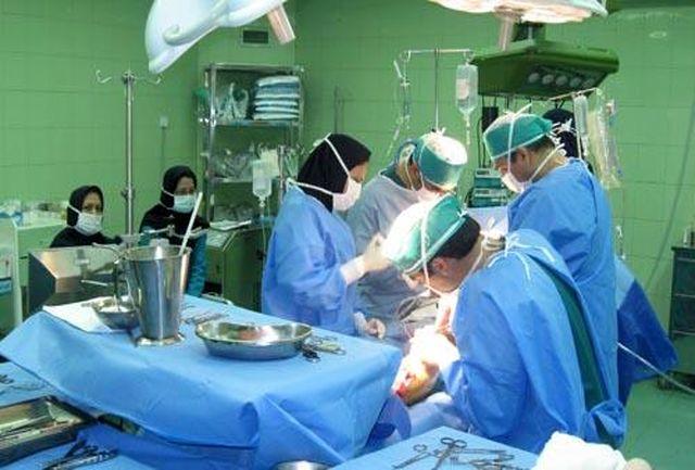 نخستین عمل قلب باز در استان خراسان شمالی با موفقیت انجام شد