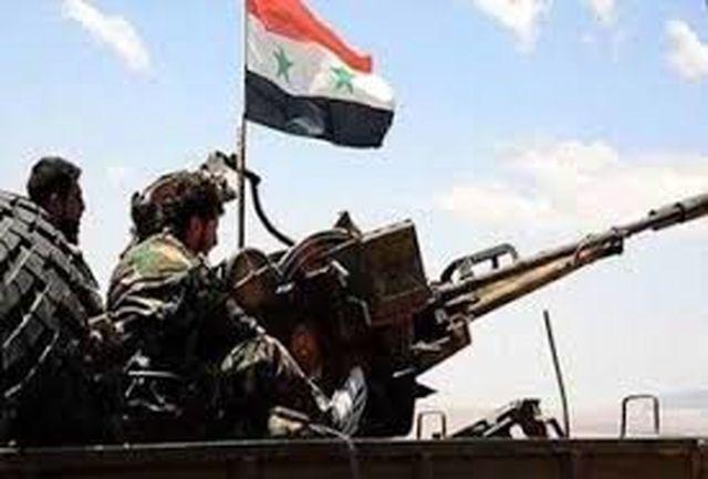 دفع حملات ترورریستی توسط ارتش سوریه در شمال استان حماه