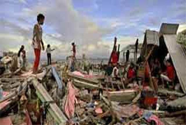 فردا؛ اعزام اولین گروه امدادرسانی هلال احمر ایران به فیلیپین