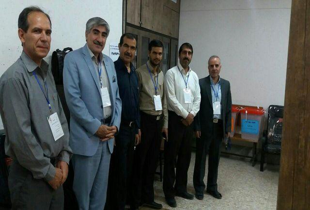 برگزاری انتخابات هیات مدیره نظام پزشکی در اسفراین