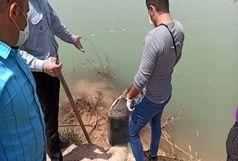 جزییات کشف جسد جوان ۲۰ ساله در حاشیه رودخانه کارون