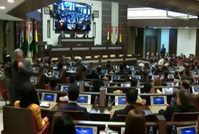 رایزنی ها بر سر انتخاب معاونان ریاست اقلیم کردستان عراق