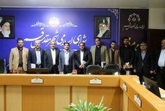تقدیر اعضای شورای اسلامی شهر از جوانان استان
