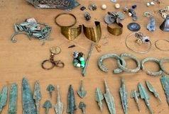 کشف عتیقه جات 3 هزار ساله در زنجان