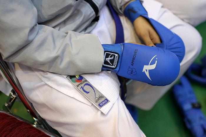 دست های خالی کاراته کاهای الوندی از مادرید