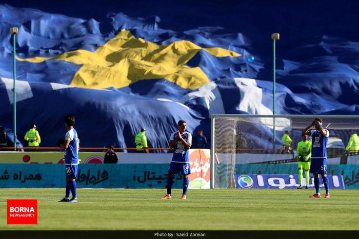 تساوی آبیها در زمین ناهموار اربیل/ پیروزی از دست استقلال پرید