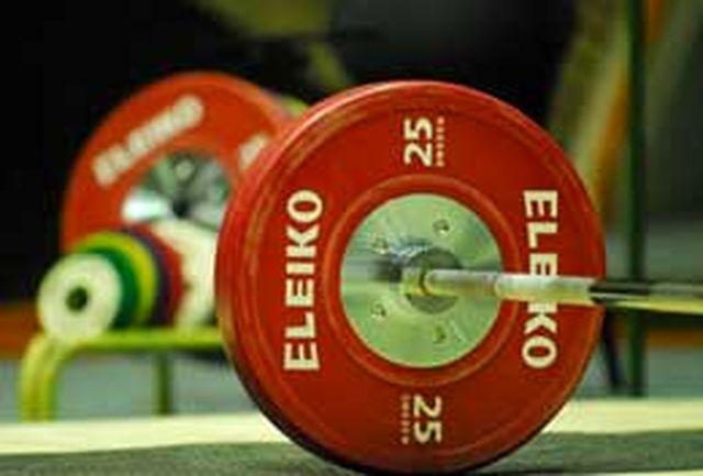 درخشش وزنه برداران پیشکسوت البرزی در رقابتهای آذربایجان