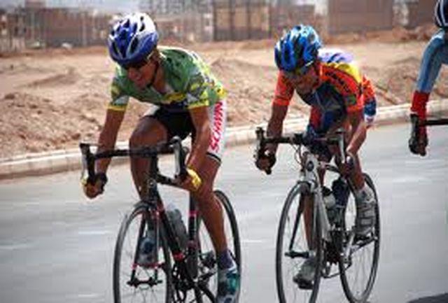 معرفی نفرات برتر مسابقات دوچرخهسواری استان