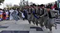 جشنواره بازی های بومی محلی روستایی هزاوه اراک