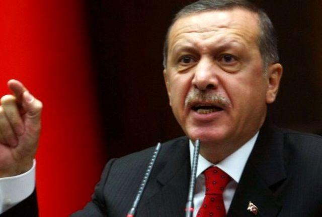 اردوغان: هیچ کشوری اجازه حفاری برای اکتشاف گاز در شرق دریای مدیترانه را ندارد