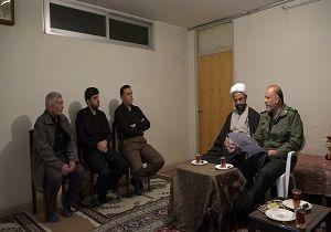روایت خانواده مسافر هواپیمای اوکراین از حضور او در مراسم شهیدسلیمانی