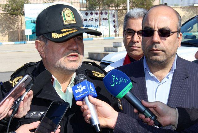تامین نظم و امنیت نوروز با 5 هزار نیروی پلیس