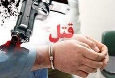 دستگیری قاتل نزاع کمتر از ۲۴ ساعت پس از وقوع قتل در گچساران
