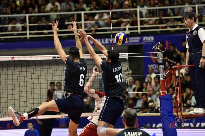 صعود برزیل به همراه لهستان/ سروقامتان ایران خوش شانس نبودند