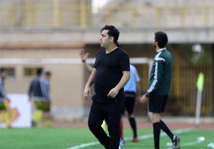 لیگ دو محل آزمایش داوران نیست/ حیثیت فوتبال البرز را حفظ می کنیم