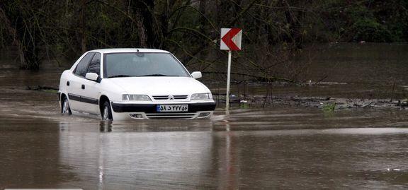 احتمال وقوع سیلاب در چند استان کشور