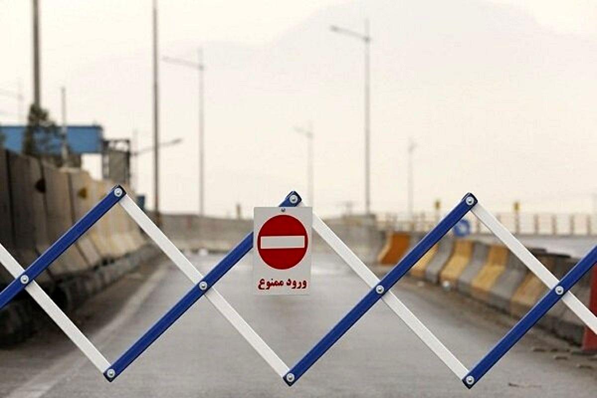 محدودیت های تردد بین شهری اعلام شد