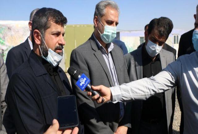 کانون فوق بحرانی شماره ۴ ریزگردهای خوزستان طی دو سال آینده تثبیت خواهد شد