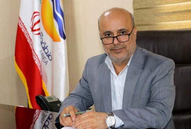 رمضانعلی شورابی به سمت مدیر امور شهری و روستایی سازمان منطقه آزاد قشم منصوب شد