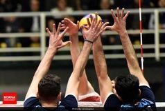 پیروزی خانگی تیم والیبال شهرداری ارومیه برابر راه یاب ملل مریوان