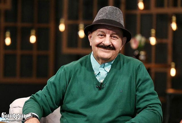 غلامحسین لطفی: امیدوارم یلدا بهانهای باشد برای حداقل یک شب شاد بودن