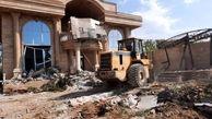 آزادسازی 230 هکتار اراضی تغییر کاربری یافته چهارباغ/ 30 ویلا و 25 استخر تخریب شد