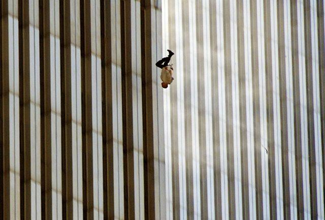 11 سپتامبر و سقوط ابدی یک مرد