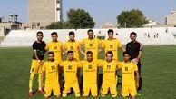 آخرین بازی دور رفت نود ارومیه در لیگ دسته یک برابر ملوان