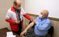 واکسیناسیون ۴۰۰ زائر گیلانی سرزمین وحی در مرکز درمان و توانبخشی هلال احمر استان گیلان