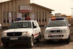 آماده باش امدادگران هلال احمر زنجان برای ارائه خدمات